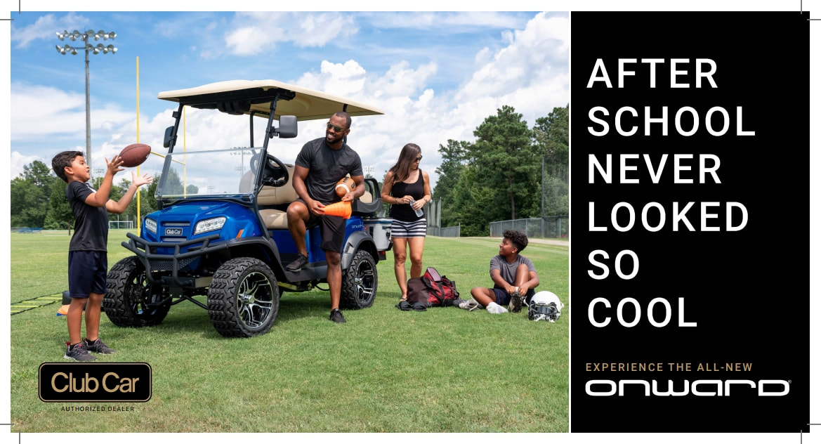 Welcome to Nix Golf Carts in Durham NC - Nix Golf Carts
